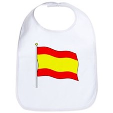 Spain Flagpole Bib