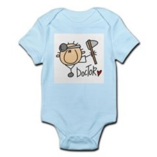 Male Doctor Infant Bodysuit