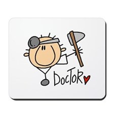 Male Doctor Mousepad