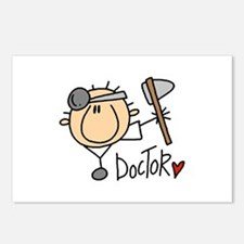 Male Doctor Postcards (Package of 8)
