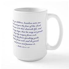 Long Life for Controlling Speech - Mug
