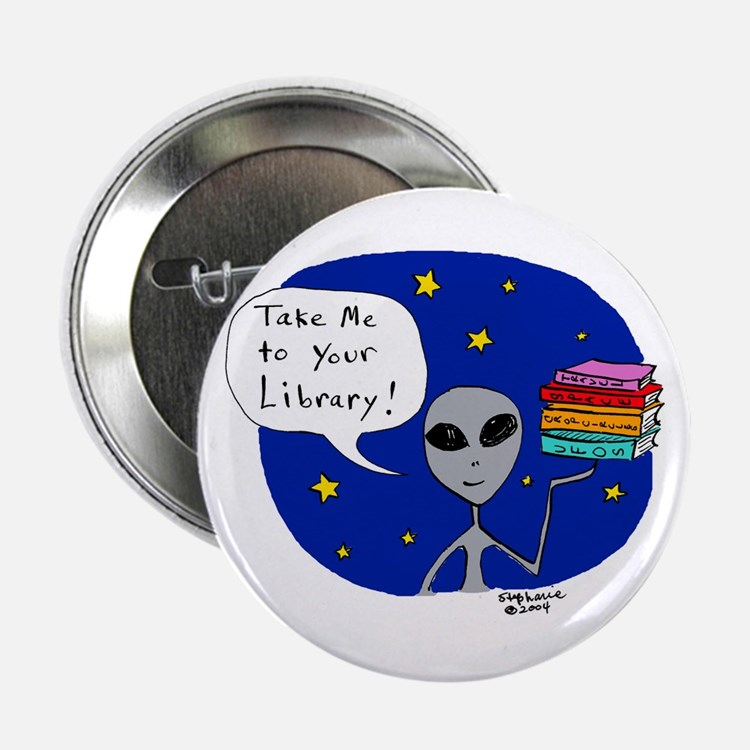Take Me To Your Library Button