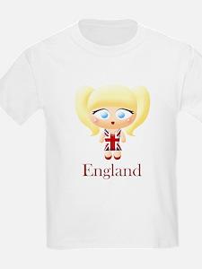 British Cutie Patootie T-Shirt