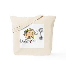 Female Doctor Tote Bag