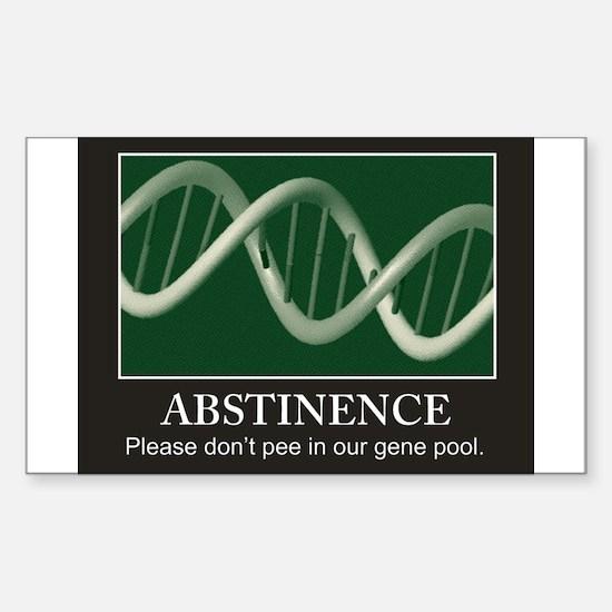 Gene Pool Sticker (Rectangle)