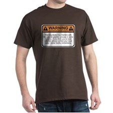 Warning Label T-Shirt