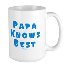 Papa Knows Best Mug