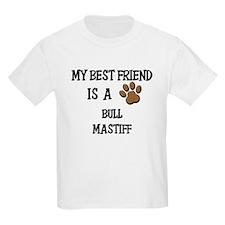 My best friend is a BULL MASTIFF T-Shirt