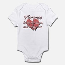 Florence broke my heart and I hate her Infant Body
