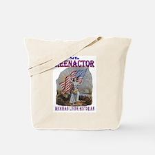 Michigan Reenactor Tote Bag