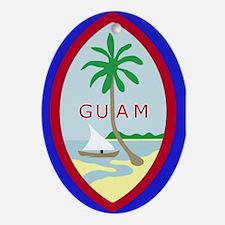 Guam Ornament