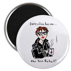 Tea Rebel Magnet