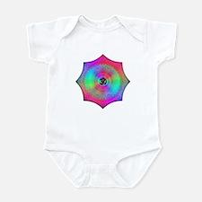 Rainbow Mandala Infant Bodysuit