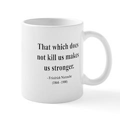 Nietzsche 13 Mug