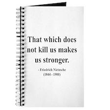 Nietzsche 13 Journal
