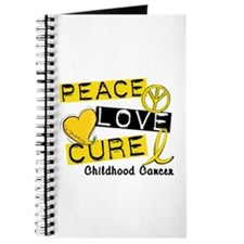 PEACE LOVE CURE Childhood Cancer Journal