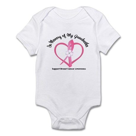 BreastCancerGrandmother Infant Bodysuit