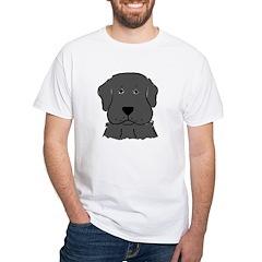 Fun Black Lab Dog Shirt