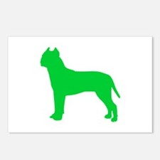 American Staffordshire Terrier St. Patty's Day Pos
