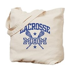 Lacrosse Mom Tote Bag