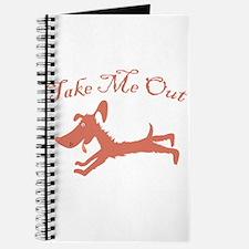 Take Me Out Journal