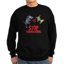 Stop Dogfighting Sweatshirt