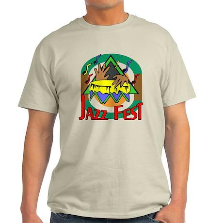 Jazz Fest Drum Light T-Shirt