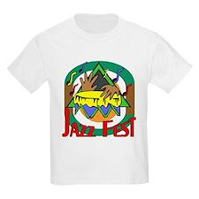 Jazz Fest Drum T-Shirt