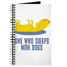 Sleeps With Dogs Journal