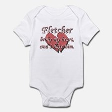 Fletcher broke my heart and I hate him Infant Body