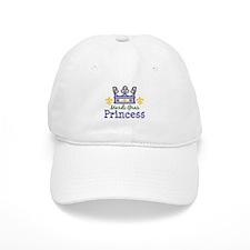 Mardi Gras Princess Baseball Cap