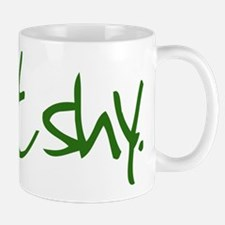 Just Shy - Mug