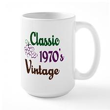 Vintage 1970's Birthday Mug