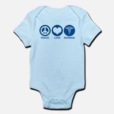 Peace Love Nursing Infant Bodysuit