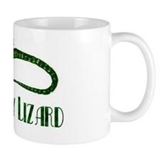 Wanna pet my lizard Mug