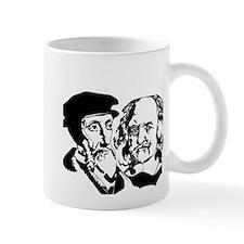 John Calvin and Hobbes Mug