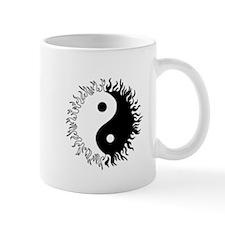 Ying yang Mug