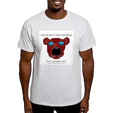 Don't Feed This Bear #3 T-Shirt