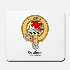 Graham of Montrose Mousepad