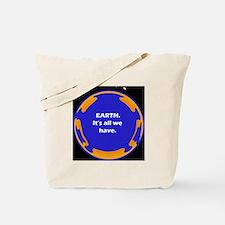 enviorment Tote Bag