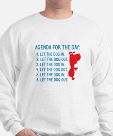 Agenda For The Day Jumper