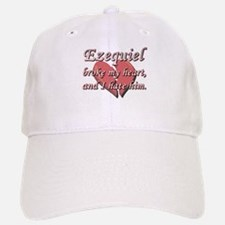 Ezequiel broke my heart and I hate him Baseball Baseball Cap