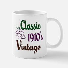 Vintage 1910's Birthday Mug
