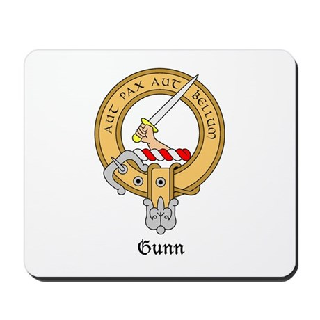 Gunn Mousepad