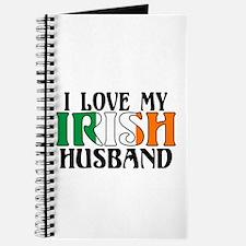 I Love My Irish Husband Journal