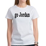 go Jordan Women's T-Shirt