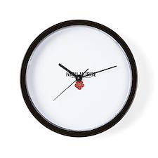 Cute Nicu nurse Wall Clock