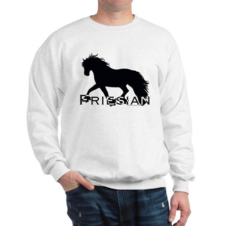 Friesian Horse Sweatshirt
