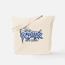 Bronx Graffiti Tote Bag