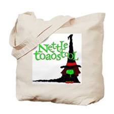 Nettle Toadstool Tote Bag